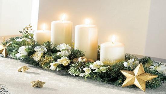 Centros de mesa para navidad blossomagazine - Centros de mesa navidad ...